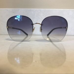 Kate Spade Blue Gradient Sunglasses
